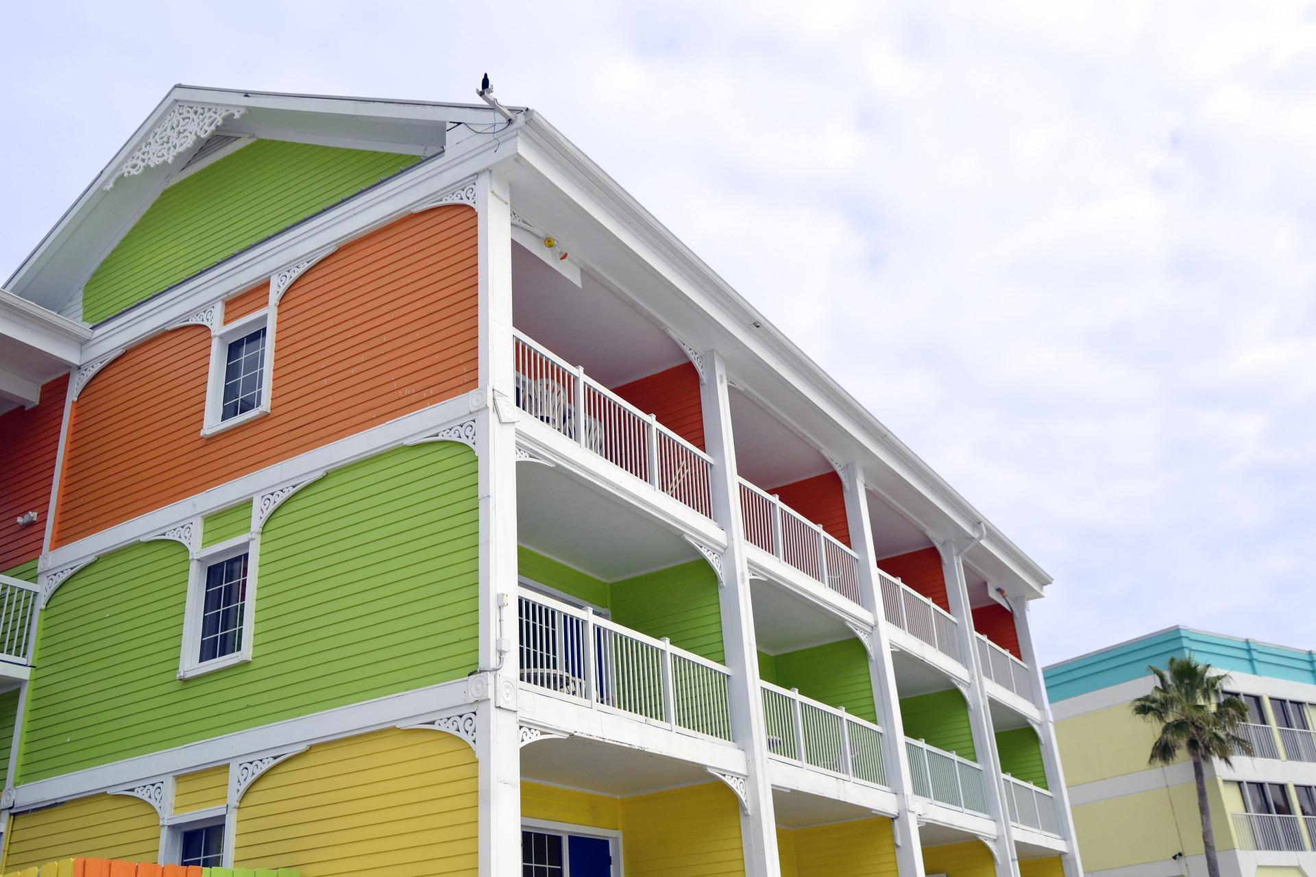 des balcons à aménager