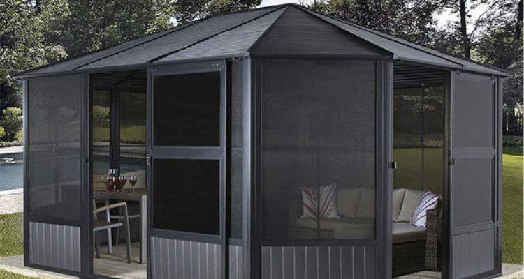 Kiosque / Pavillon