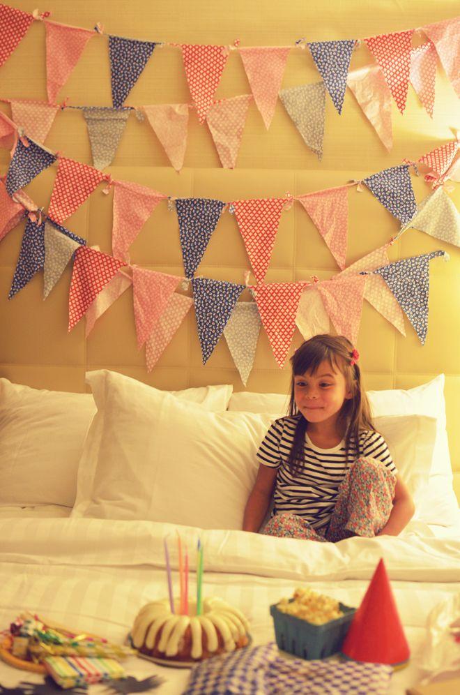 Organisation soirée pyjamas pour anniversaire