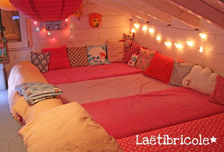 Invitez vos amis dormir check list pour une soir e - Comment organiser sa chambre d ado ...