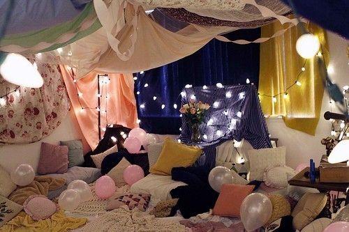 Invitez vos amis dormir check list pour une soir e for Build dream home online for fun