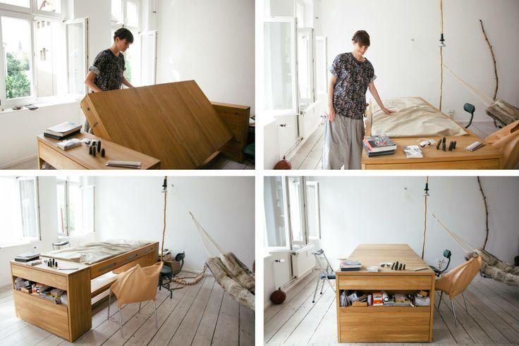 chambres petits espaces et couchages tudiant le syst me d mamaisonmonjardin com. Black Bedroom Furniture Sets. Home Design Ideas