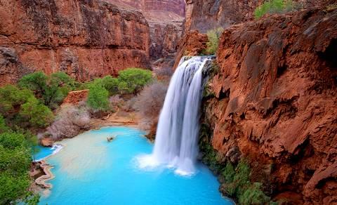 Top 13 des plus belles piscines du monde naturelles for Reve bleu piscine
