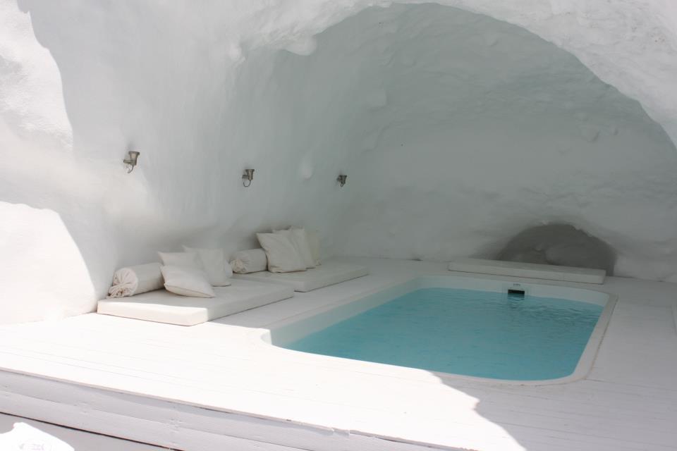 Santorin Oia Hotel Luxe