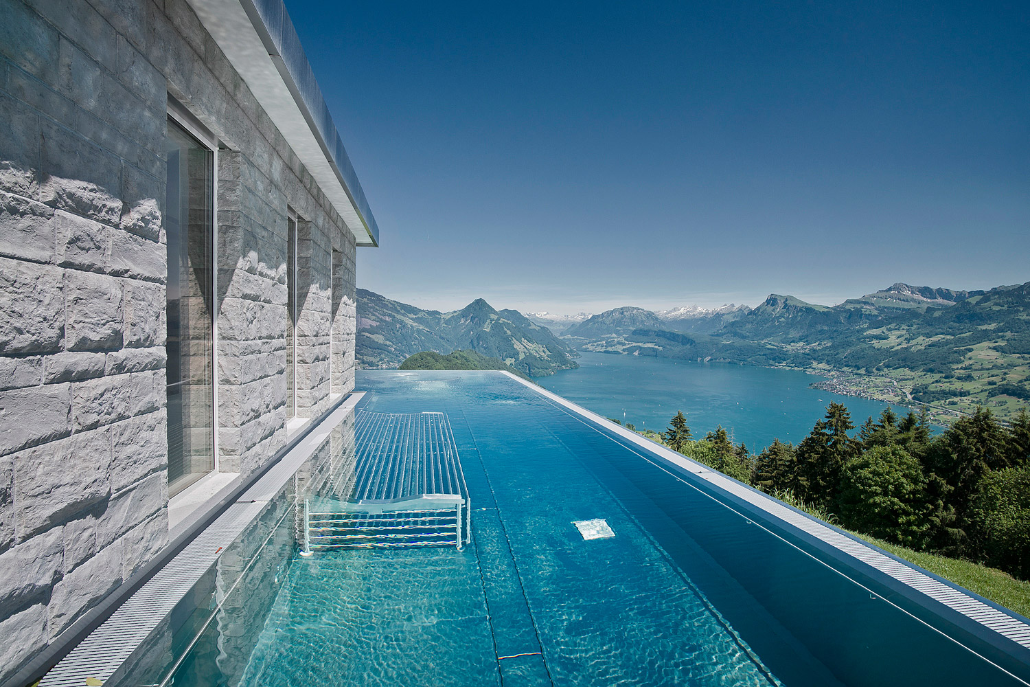 SPA villa Honegg en suisse