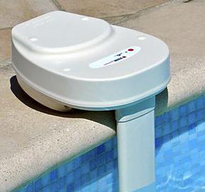 Alarme pour sécuriser sa piscine en cas de chute